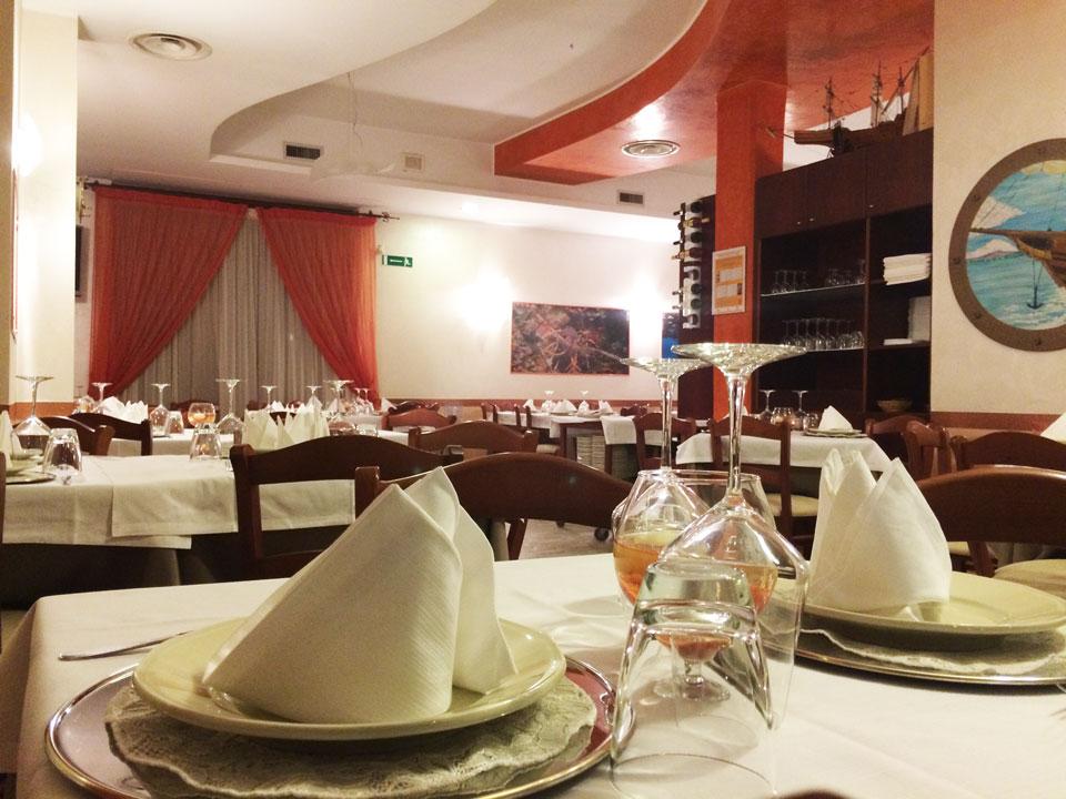 Sala Interna © ristorantehappydays.com
