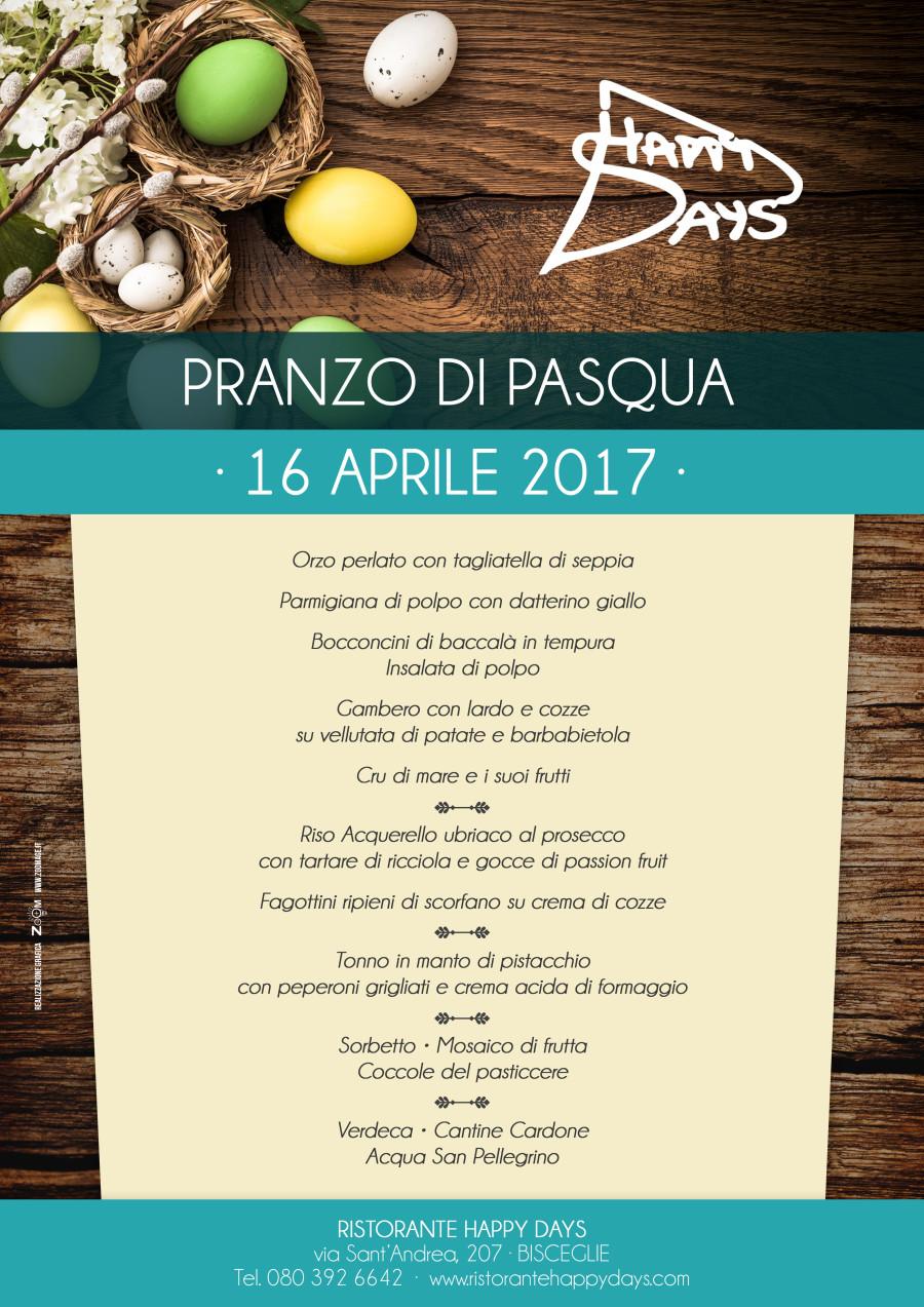Pranzo di Pasqua · 16 Aprile 2017